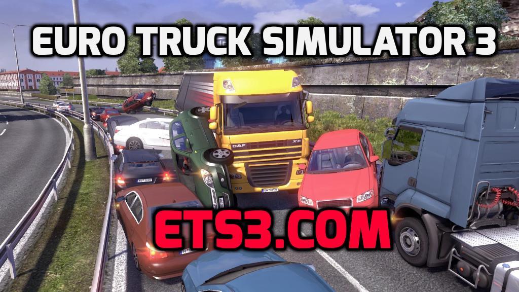 waiting euro truck simulator 3 euro truck simulator 3. Black Bedroom Furniture Sets. Home Design Ideas